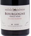 BOURGOGNE PINOT NOIR « Grands Terroirs »