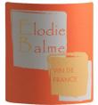 Elodie Balme - Vin de France