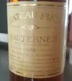 Château Piada Sauternes