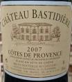 Château Bastidière
