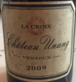Château Unang La Croix