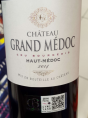 Château Grand Médoc - Cru Bourgeois