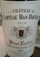 Château Carteau Bas Daugay