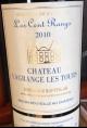 Château Lagrange les Tours Les Cent Rangs