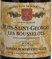 NUITS SAINT GEORGES 1er cru Les Bousselots