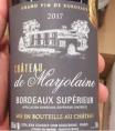 Château de Marjolaine Bordeaux Supérieur