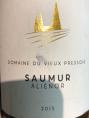 Saumur Aliénor