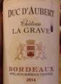 Duc d'Aubert