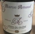 Baron Arnaud - Côtes du Rhône