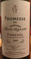 Promesse du Château Franc-Maillet