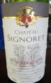 Château Signoret