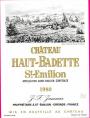Château Haut-Badette