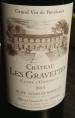Château Les Gravettes Cuvée L'Ormeraie