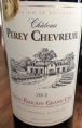Château Perey Chevreuil