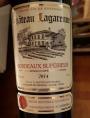 Château Lagarenne Bordeaux Supérieur