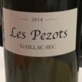 Les Pezots - Gaillac Sec