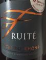 Fruité - Cotes du Rhône