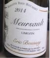 Meursault Le Limozin