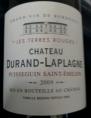 Château Durand-Laplagne Les Terres Rouges