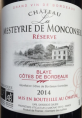 Château la Mesteyrie de Monconseil