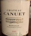 Château Canuet