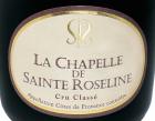 La Chapelle de Sainte Roseline