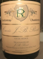 Chardonnay - Cuvée J.B Rivot