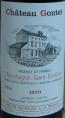 Chateau Gontet (demie bouteille)