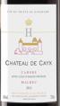 Château de Cayx