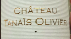 Château Tanais Olivier