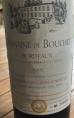 Domaine de Bouchet Bordeaux