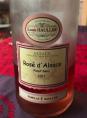 Rosé d'Alsace Pinot Noir