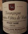Bourgogne-Hautes Côte de Nuits Le Parc de Faye
