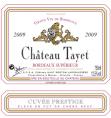 Château Tayet - Cuvée Prestige