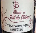 Côtes d'auvergne Châteaugay élevé en fût de chêne