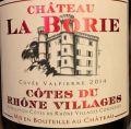 Château la Borie Valpierre