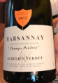 Champs Perdrix Marsannay