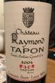 Château Raymond Tapon