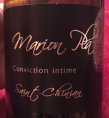 Conviction Intime