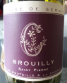 Brouilly Saint Pierre