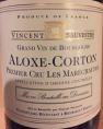 Aloxe-Corton Premier Cru Les Maréchaudes