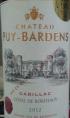 Château Puy Bardens