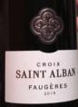Croix Saint Alban - Faugère