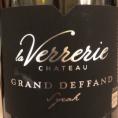 Château la Verrerie Grand Deffand Syrah