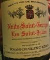 Nuits Saint Georges Les Saint Julien
