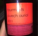 Tourments Puech Auriol