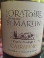 Cuvée Prestige Cairanne