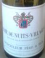 Côtes de Nuits Village