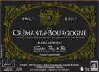 Crémant de Bourgogne - Blanc de Blanc