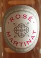 Le Rosé de Martinat